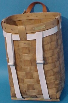 "18"" Pack Basket - With Harness"